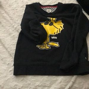 Vans x Peanuts sweatshirt